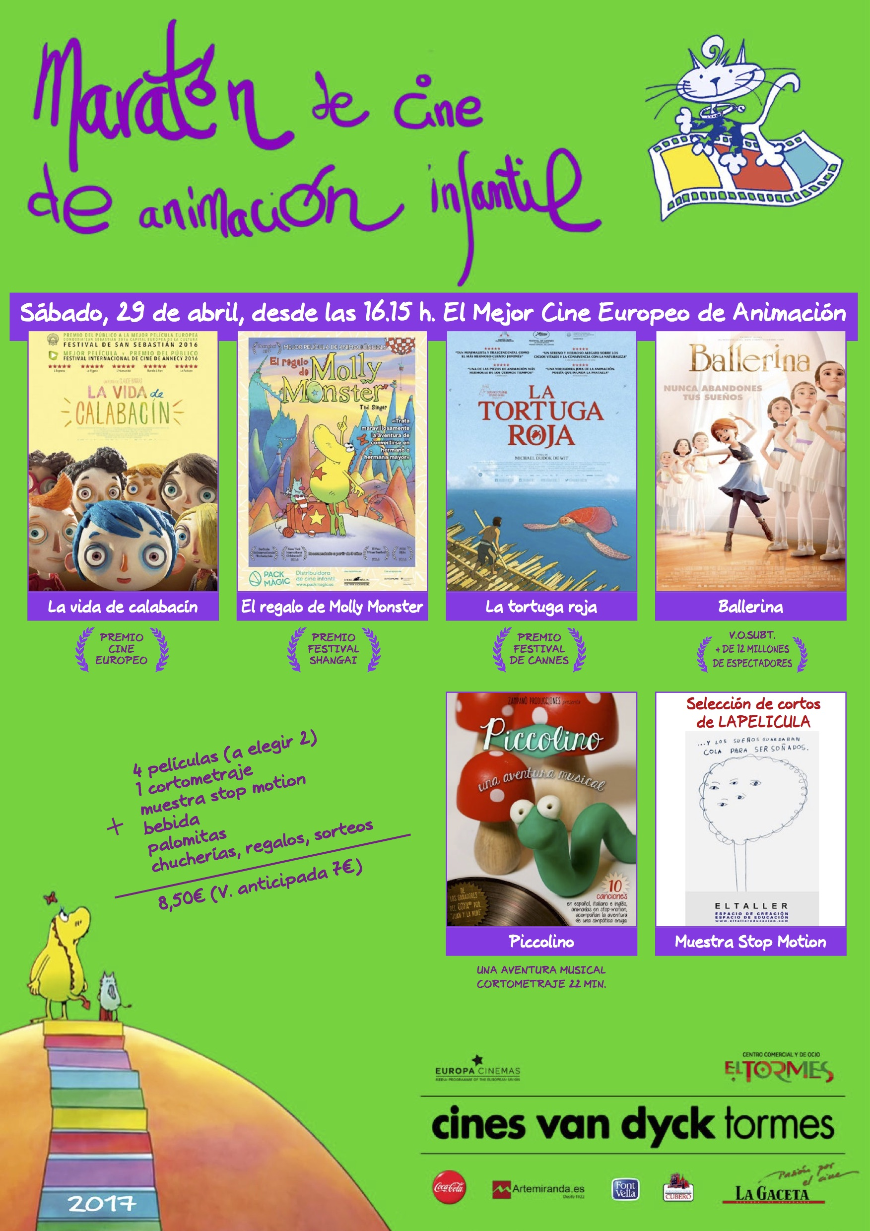 MaratonInfantil-folleto